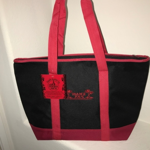 Trader Joe's Handbags - FABULOUS NWT Trader Joe's XL 7 Gallon ♻️Tote Bag